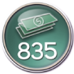 Claim Payment Master 835 >